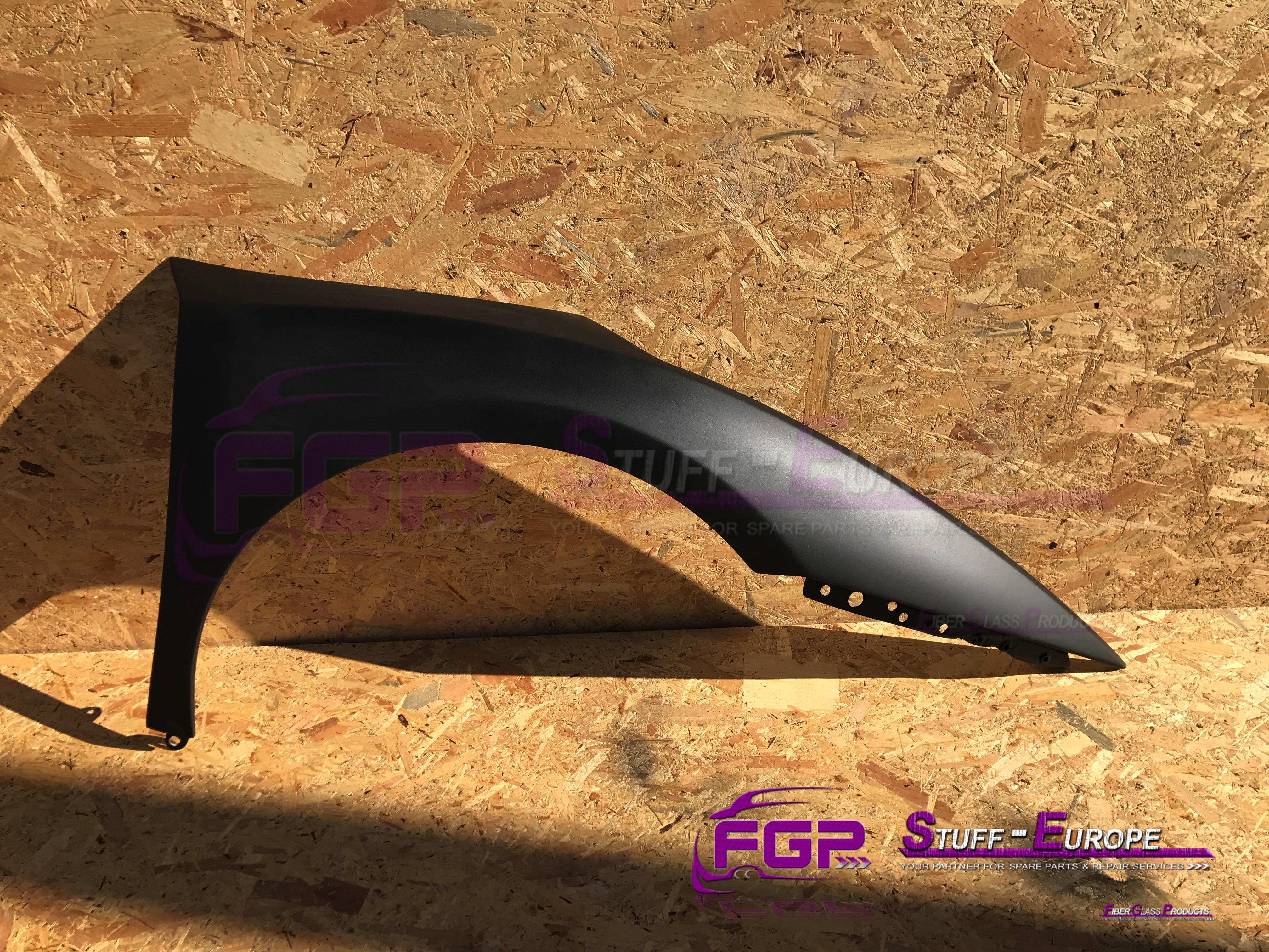 Front fender right for Lamborghini Gallardo