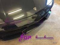 Real Carbon Frontbumper splitter LP560 for Lamborghini Gallardo